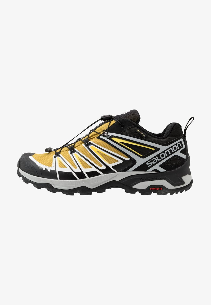 Salomon - X ULTRA 3 GTX - Hiking shoes - arrowwood/black/lemon zest