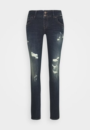 MOLLY - Džíny Slim Fit - aita wash