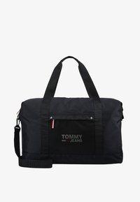 Tommy Jeans - COOL CITY DUFFLE - Sportovní taška - black - 7
