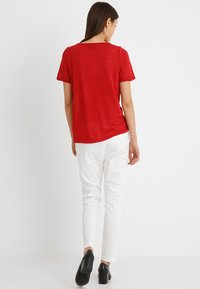 b.young - DAYS CIGARET - Bukse - off white - 2