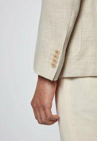 BOSS - Blazer jacket - natural - 3