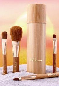 Luvia Cosmetics - TRAVEL BAMBOO TUBE - Zestaw pędzli do makijażu - - - 5