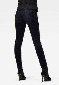 G-Star - MID SKINNY - Jeans Skinny Fit - mazarine iced flock - 1