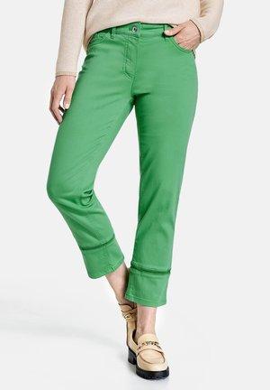 Straight leg jeans - botanical