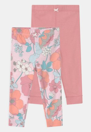 2 PACK - Pantaloni - light pink/multi-coloured