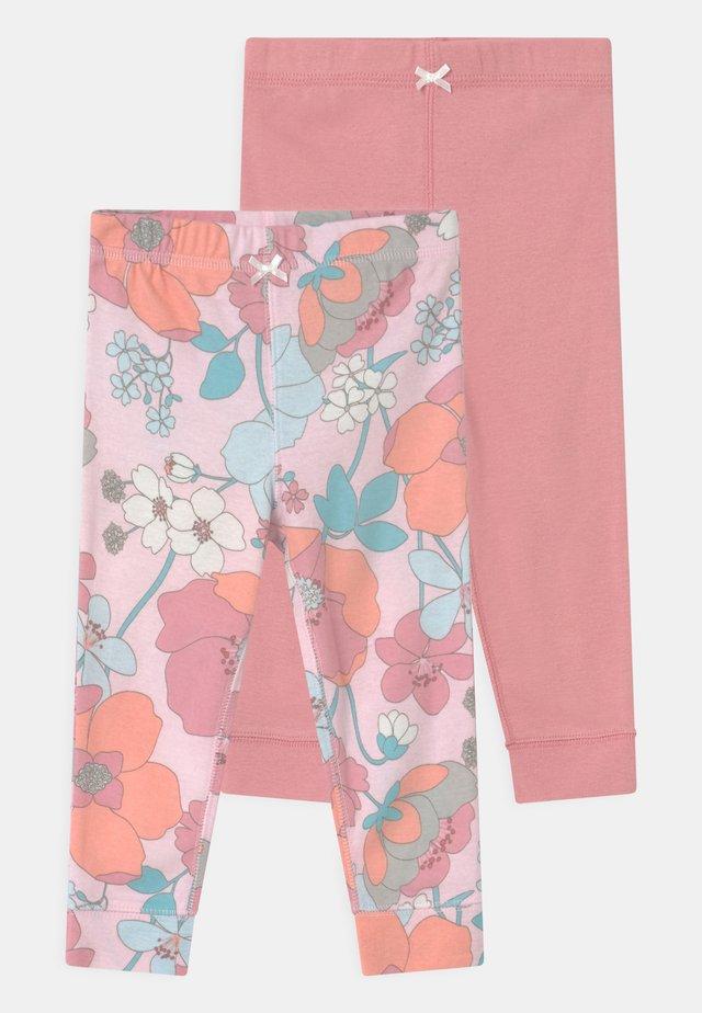 2 PACK - Bukse - light pink/multi-coloured