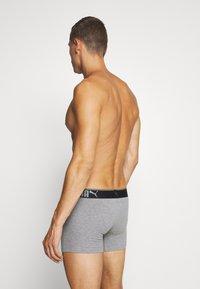 Puma - LIFESTYLE 6 PACK - Pants - grey melange - 1