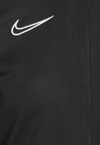 Nike Performance - ACADEMY 21 TRACKSUIT - Tuta - black/white - 7