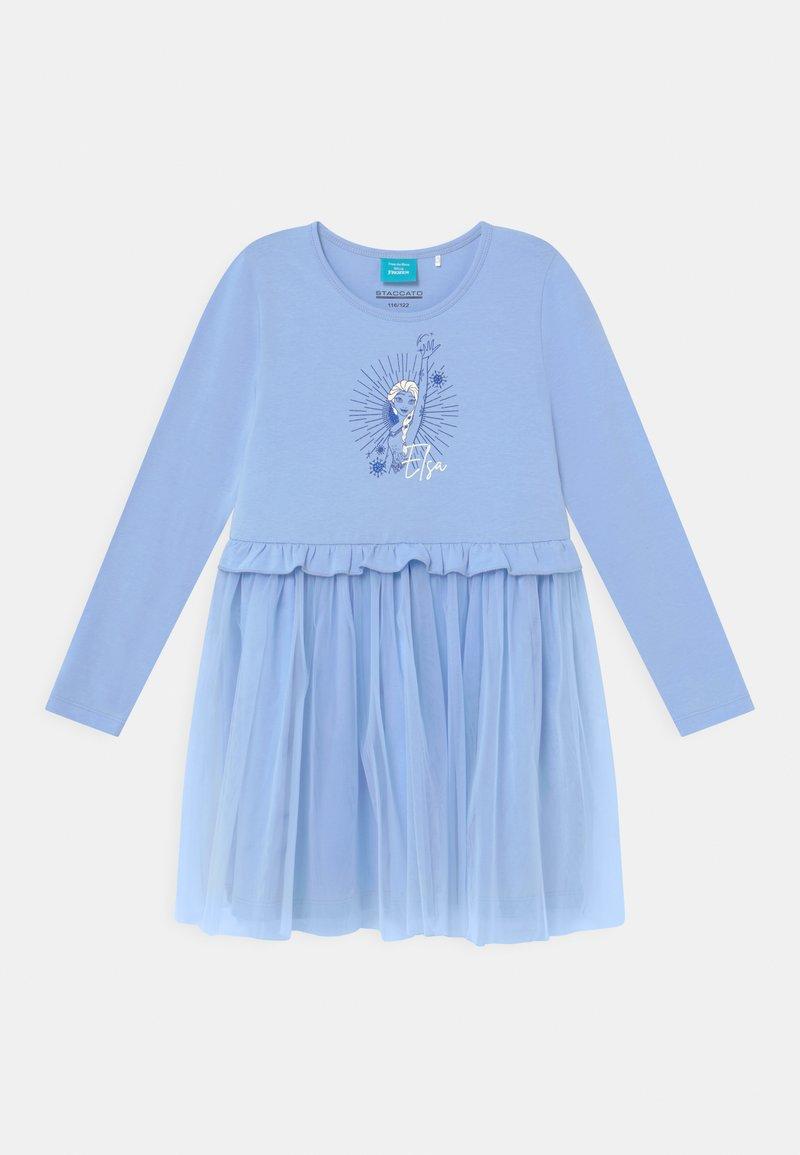 Staccato - DISNEY FROZEN ELSA - Vestido ligero - sky blue
