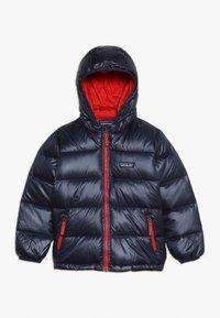 Patagonia - BABY HOODY UNISEX - Down jacket - neo navy - 0