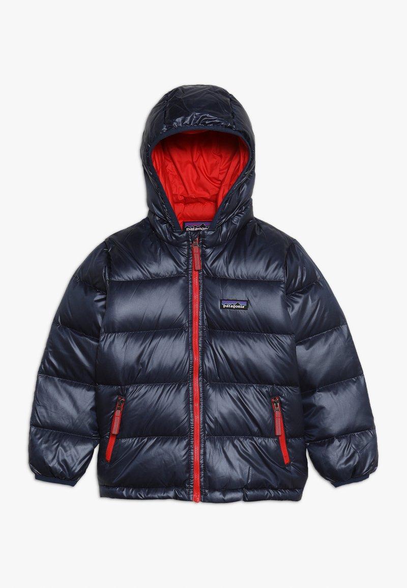Patagonia - BABY HOODY UNISEX - Down jacket - neo navy