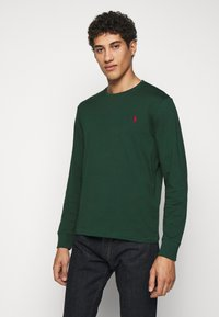 Polo Ralph Lauren - Langærmede T-shirts - college green - 0