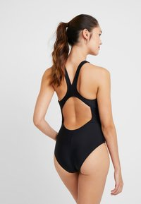 Arena - SOUL SWIM PRO BACK ONE PIECE - Swimsuit - black - 2