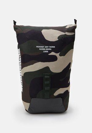 STAN BACKPACK - Rucksack - multicolor/olive