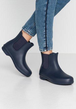 FREESAIL CHELSEA - Stivali di gomma - navy