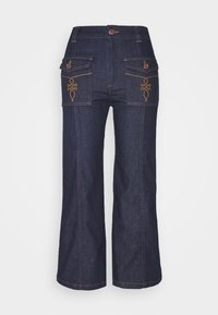 See by Chloé - Straight leg jeans - royal navy - 4