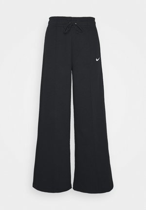 FLC TREND HR - Pantalon de survêtement - black/white