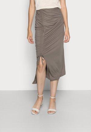 GINO SKIRT - Pencil skirt - khaki