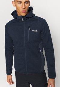 Regatta - WOODFORD - Fleece jacket - night - 7
