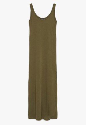 VMNANNA SL ANCLE DRESS COLOR - Maxikjole - ivy green