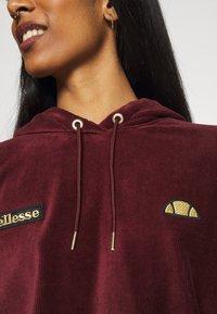 Ellesse - MINDINA - Long sleeved top - burgundy - 5