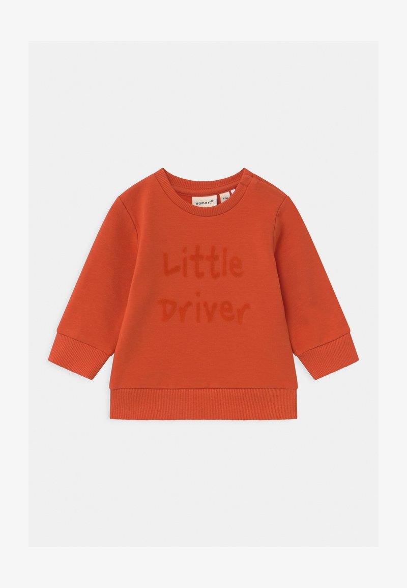 Name it - NBMRIMO  - Sweatshirt - mecca orange