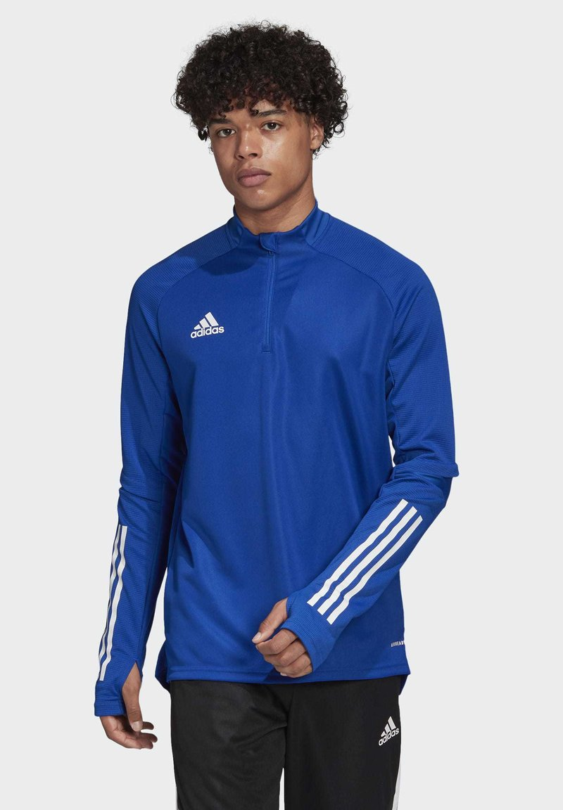 adidas Performance - CONDIVO 20 PRIMEGREEN TRACK - Long sleeved top - royal blue