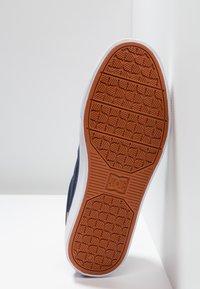 DC Shoes - TONIK - Sneakers laag - navy - 4