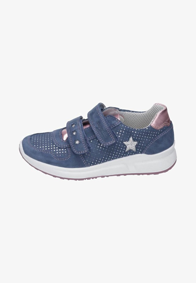 MERIDA - Touch-strap shoes - blue