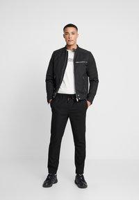 Diesel - J-GLORY JACKET - Summer jacket - black - 1