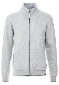 Esprit - Bluza rozpinana - medium grey - 0