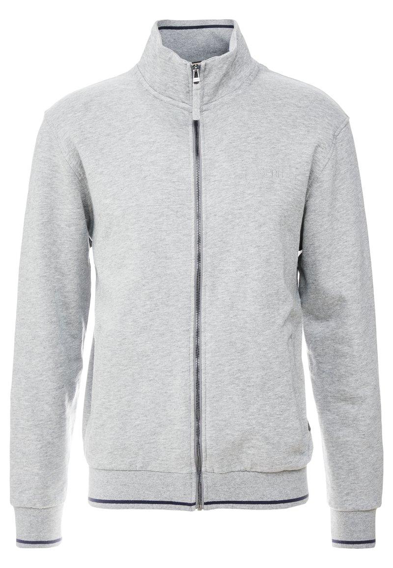 Esprit - Bluza rozpinana - medium grey