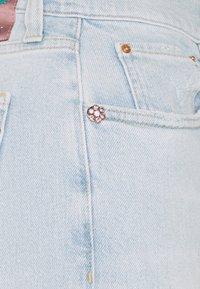Replay - ROSE COLLECTION MAIJKE PANTS - Straight leg jeans - light blue - 5