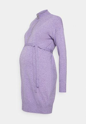 MLNELLY LIA DRESS - Gebreide jurk - daybreak