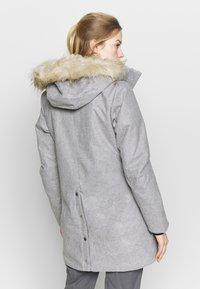 Luhta - ISOKURIKKA  - Winter coat - light grey - 2