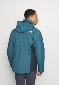 The North Face - EVOLUTION II TRICLIMATE 2-IN-1 - Kurtka hardshell - blue/dark blue - 2