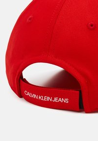 Calvin Klein Jeans - MONOGRAM BASEBALL UNISEX - Cap - red - 3
