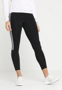 adidas Performance - RUN  - Leggings - black/white - 0