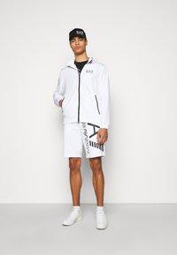 EA7 Emporio Armani - Summer jacket - white - 1