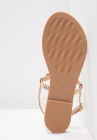 Anna Field - T-bar sandals - rose gold - 5