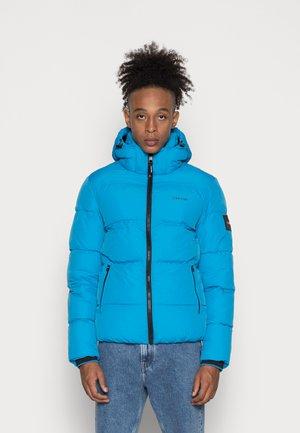 CRINKLE - Winter jacket - blue aster