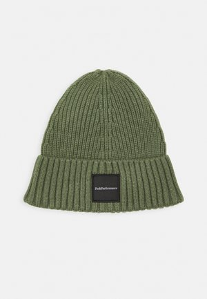 CORNICE HAT UNISEX - Beanie - thrill green