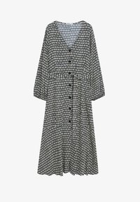 Violeta by Mango - LEOPARD7 - Shirt dress - ecru - 5