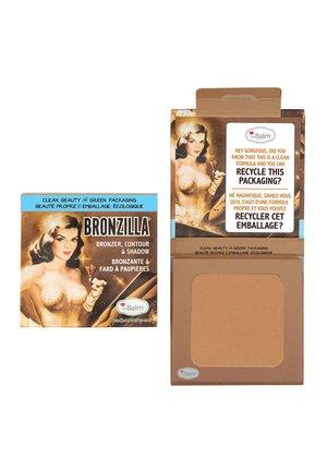 BRONZILLA BRONZER - Bronzer - bronze