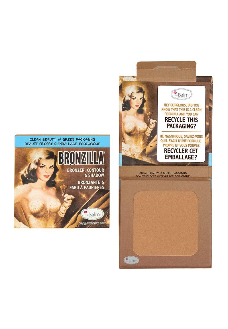 the Balm - BRONZILLA BRONZER - Bronzer - bronze