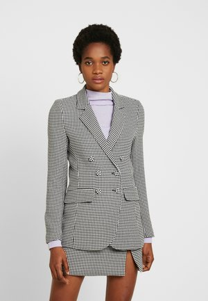 BAKER - Blazer - black/white