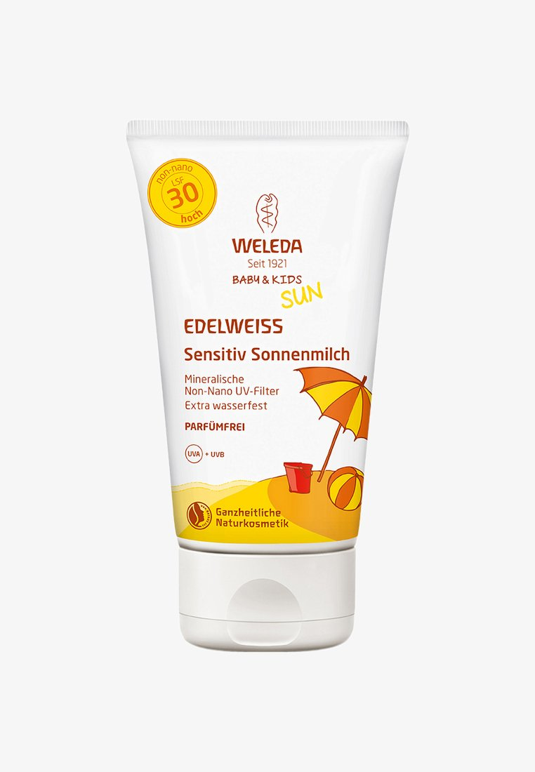 Weleda - EDELWEISS SUNSCREEN LOTION SPF30 SENSITIVE - Protection solaire - -