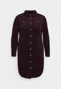 Dorothy Perkins Curve - DRESS - Robe chemise - purple - 0
