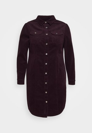 DRESS - Shirt dress - purple