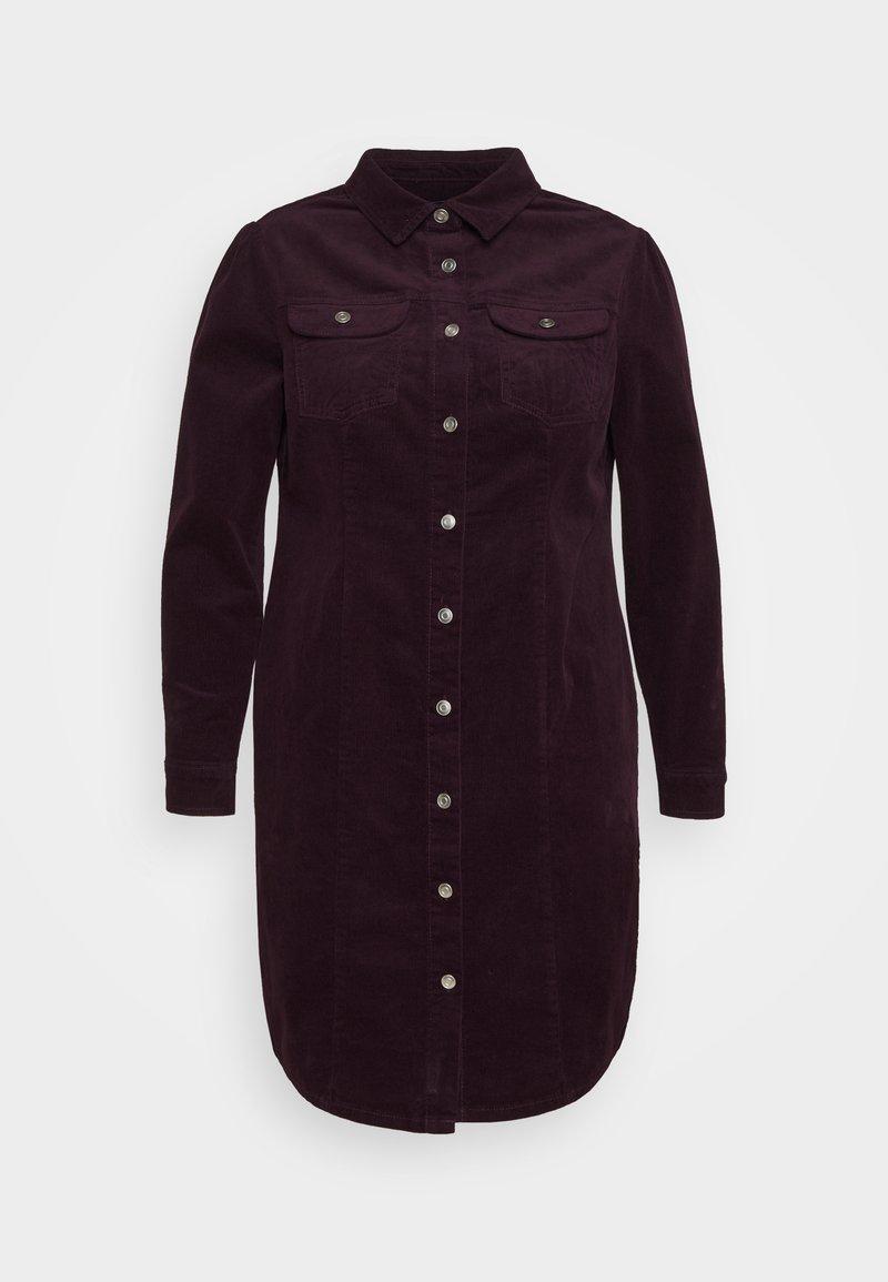 Dorothy Perkins Curve - DRESS - Robe chemise - purple